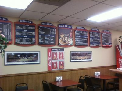 A photo of Pizza Palace