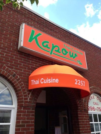 A photo of Kapow Thai Cuisine