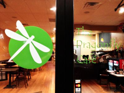 A photo of The Dragonfly Cafe