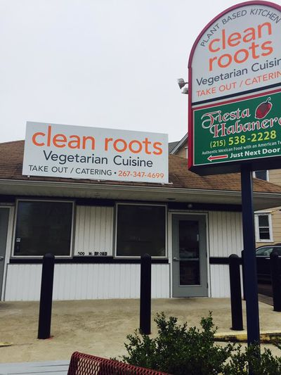 A photo of Clean Roots Vegetarian Cuisine