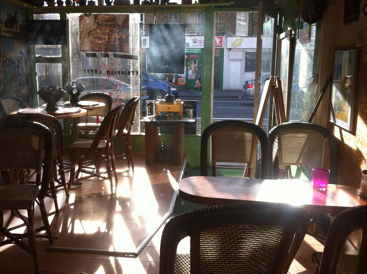 A photo of Andu Café