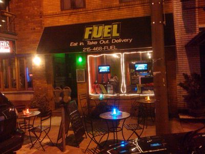 A photo of FUEL, South Philly