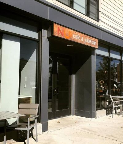 A photo of NU Café & Juice Bar