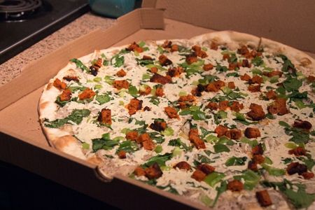 A photo of Marquis Pizza