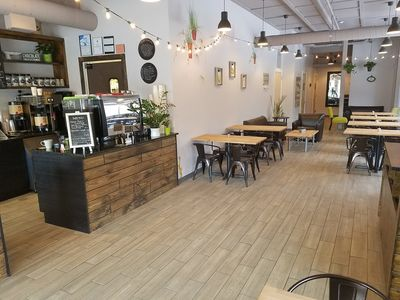 A photo of Organic Buzz Cafe & Juice Bar
