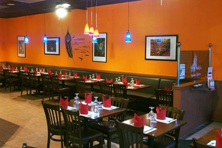 A photo of Indigo Indian Bistro
