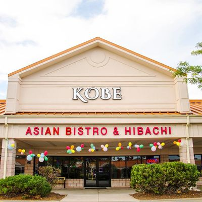 A photo of Kobe Asian Bistro