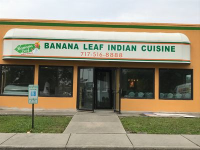 A photo of Banana Leaf Indian Cuisine