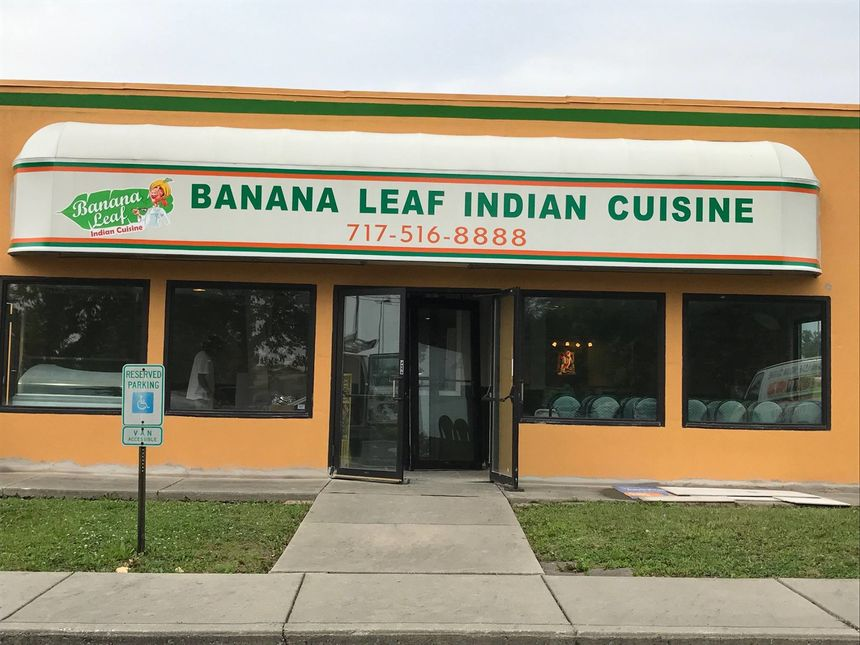 Banana Leaf Indian Cuisine