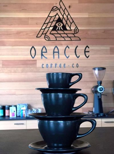 A photo of Oracle Coffee Company