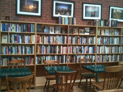 A photo of Book Trader Café