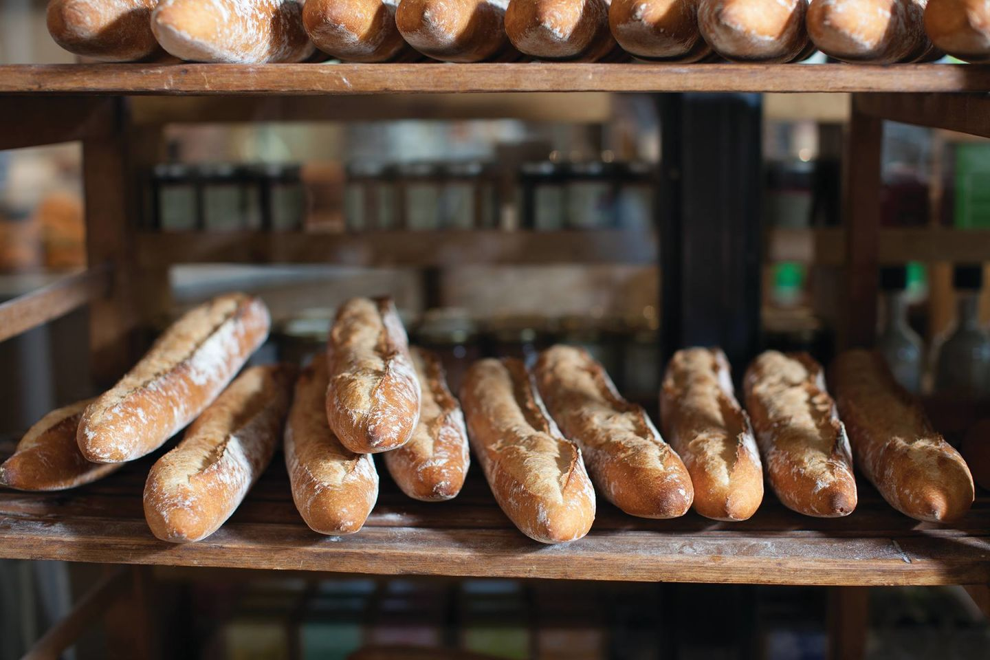 A photo of Le Pain Quotidien, 17th Street