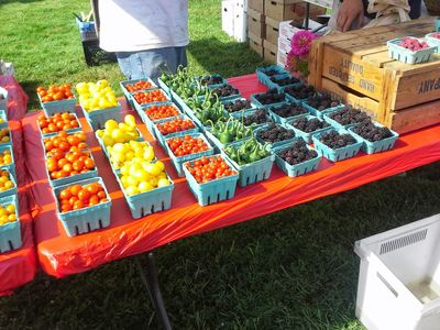 A photo of Wrightstown Farmers Market