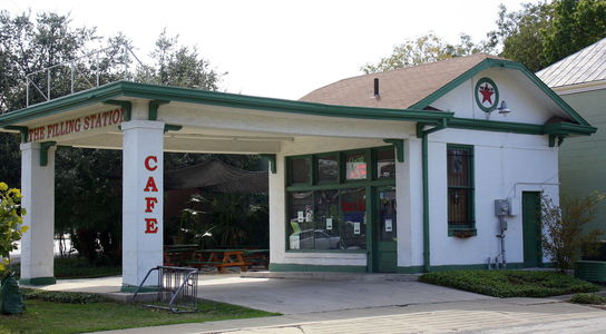 A photo of The Station Cafe