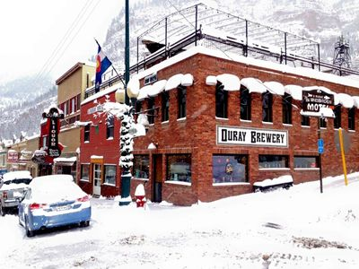A photo of Ouray Brewery