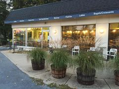 A photo of Pump Station Cafe