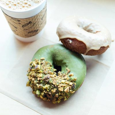 A photo of Crafted Donuts