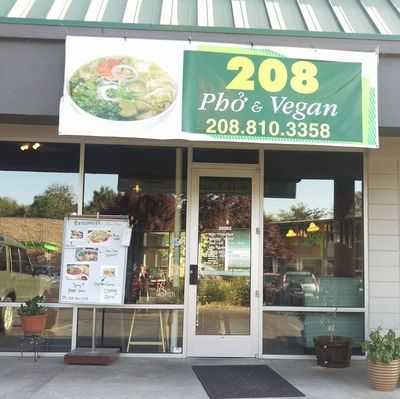 A photo of 208 Pho & Vegan