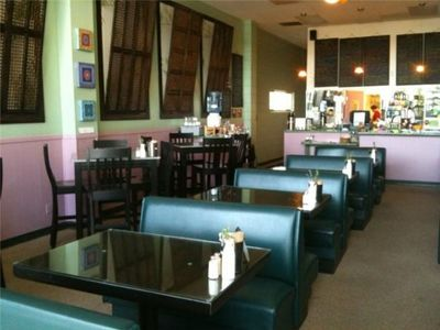 A photo of Palm Greens Cafe