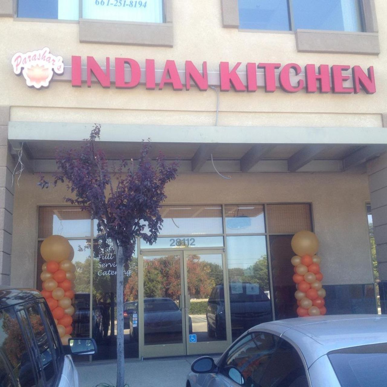 A photo of Parashars' Indian Kitchen