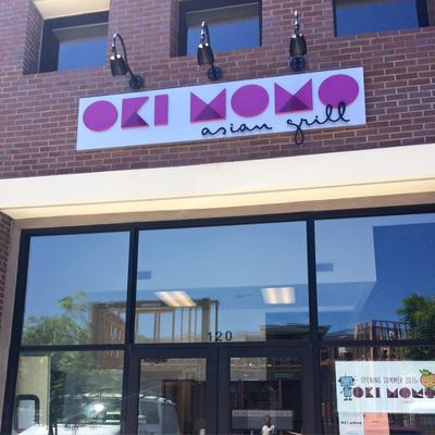 A photo of Oki Momo Asian Grill