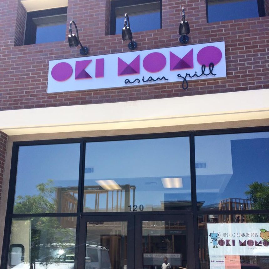 Oki Momo Asian Grill