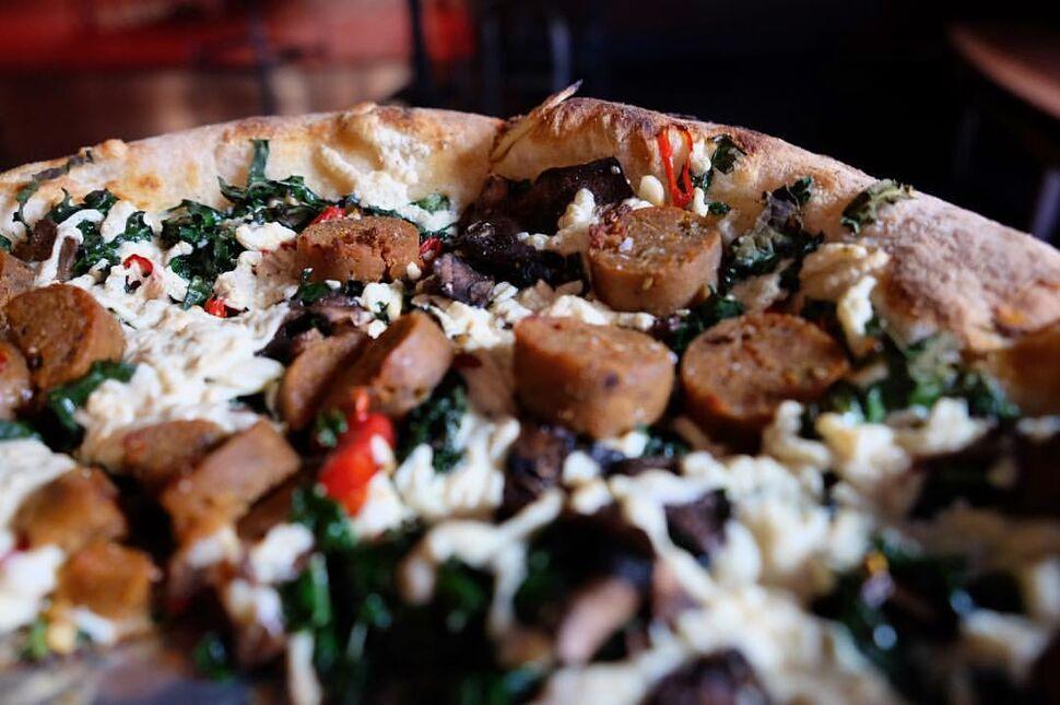 Pitfire Artisan Pizza, Pasadena