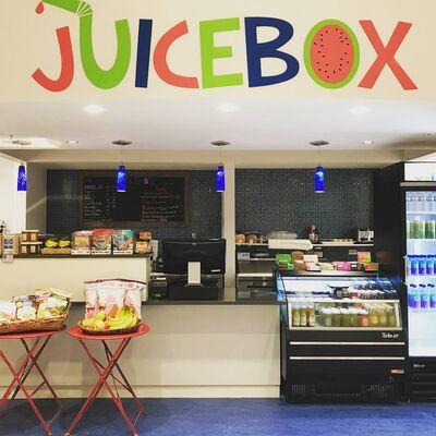 A photo of Juice Box