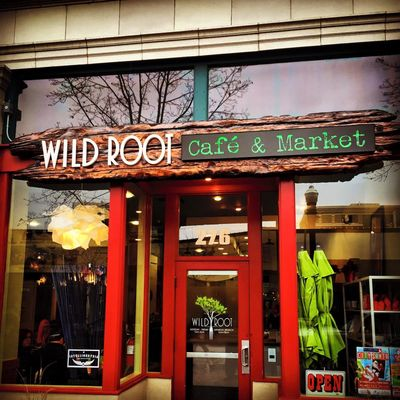 A photo of Wild Root Café & Market