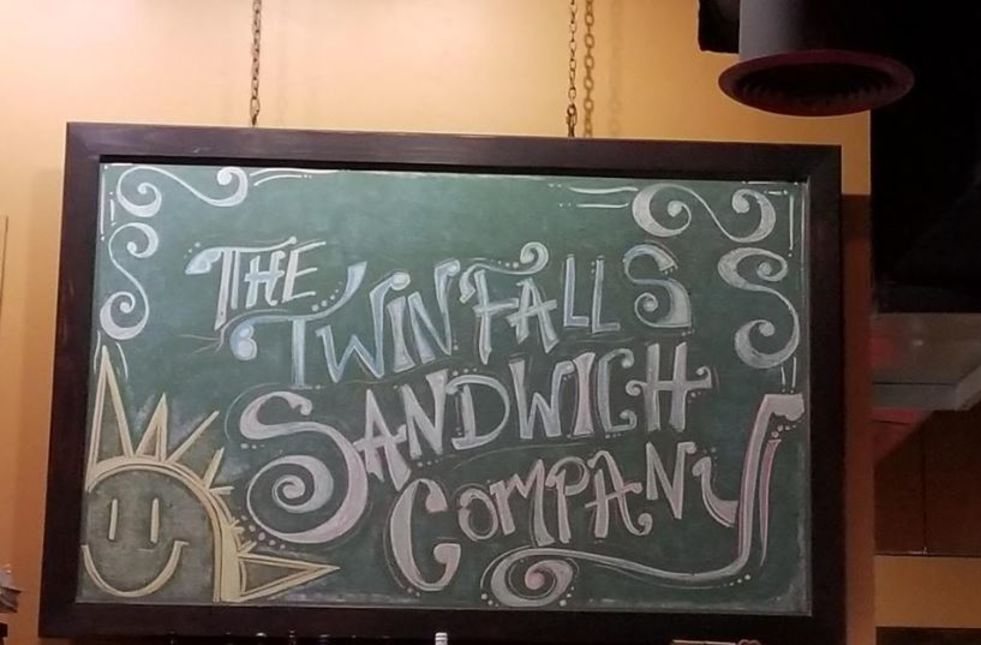 A photo of Twin Falls Sandwich Company