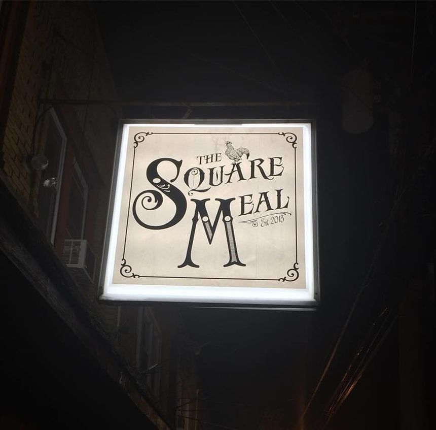 The Square Meal