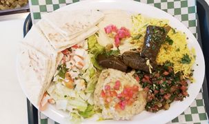 A photo of Pita Hub, Redwood City