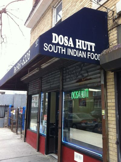 A photo of Dosa Hutt