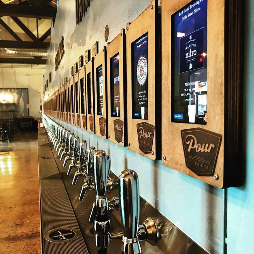 Pour Taproom, Knoxville