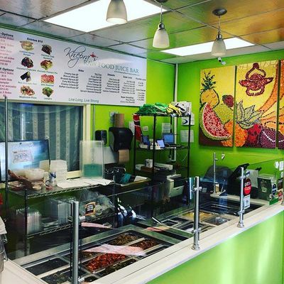 A photo of Khepra's Raw Food Juice Bar