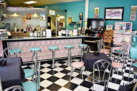A photo of All Shook Up Café & Juice Bar