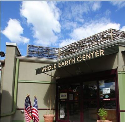 A photo of Whole Earth Center