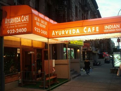 A photo of Ayurveda Café