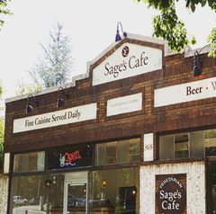 A photo of Sage's Cafe