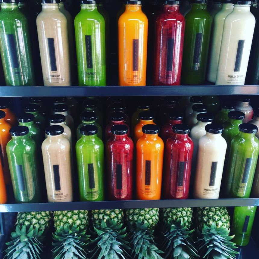 A photo of Vitality Juicery