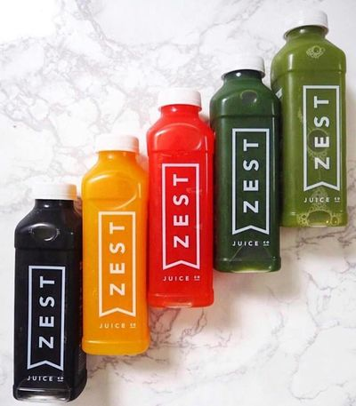 A photo of Zest Juice Co., Dublin