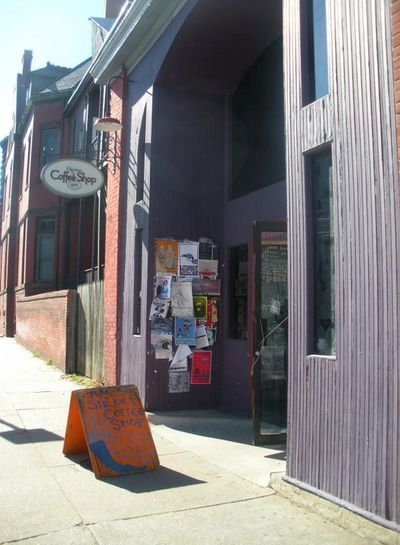 A photo of Harrison St. Cafe