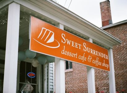 A photo of Sweet Surrender Dessert Cafe