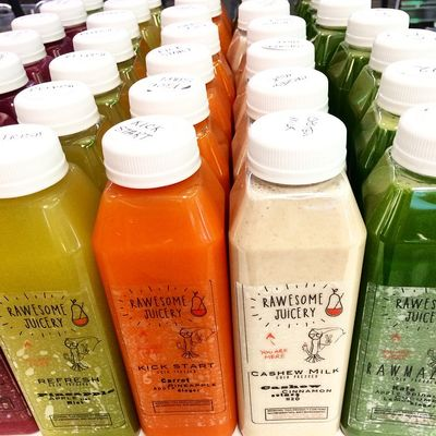 A photo of Rawesome Juicery