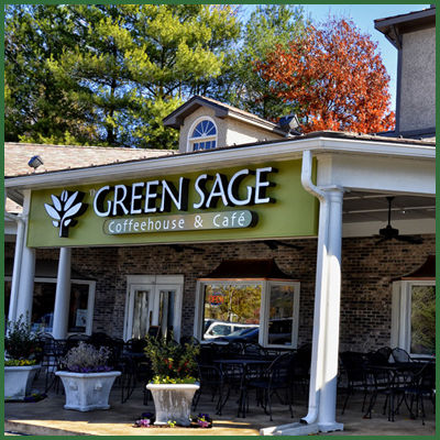 A photo of Green Sage Cafè South