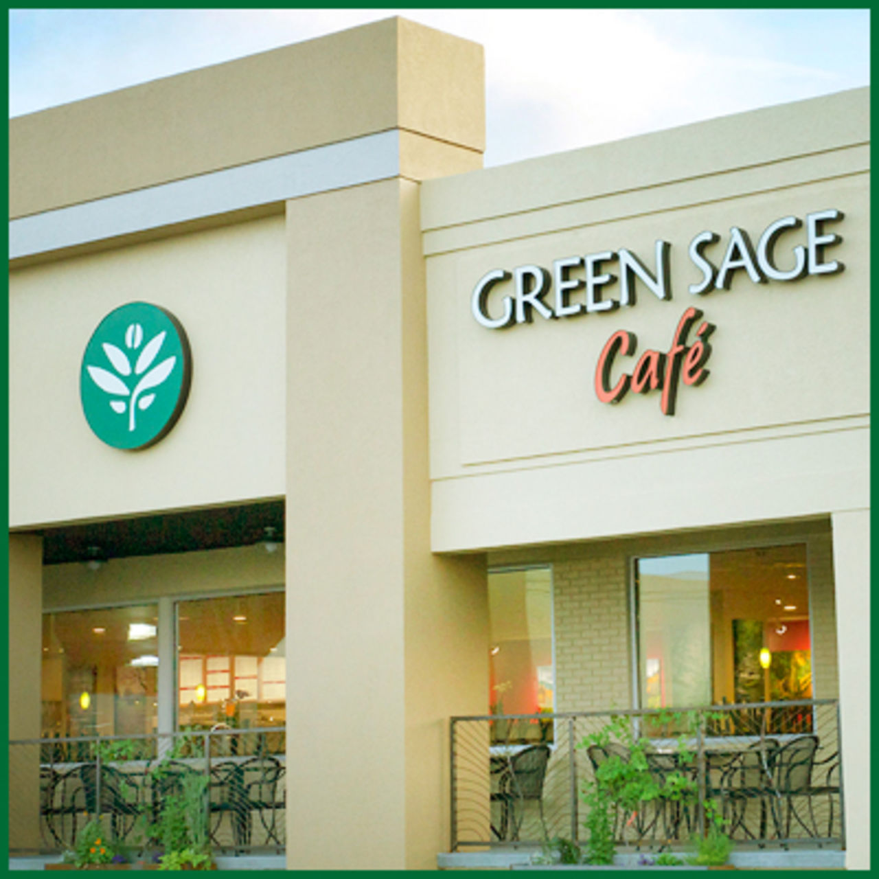 A photo of Green Sage Cafè Westgate