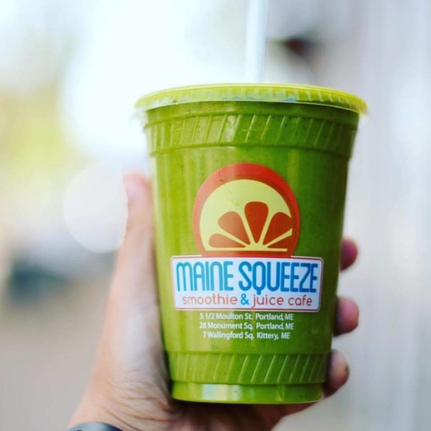 Maine Squeeze, Old Port