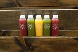 A photo of 3:8 Juice & Eatery