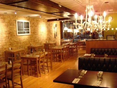 A photo of Green Elephant Vegetarian Bistro