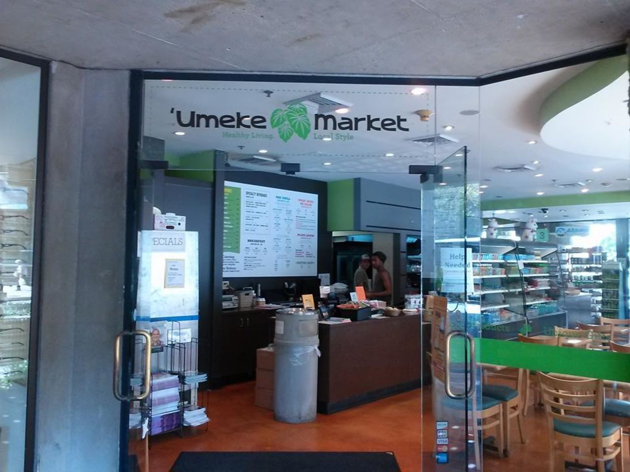 A photo of Umeke Market